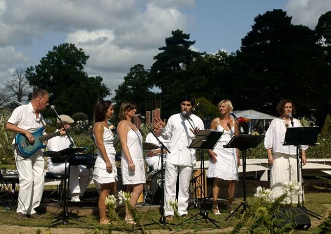 Concert Parc du Grand Blottereau