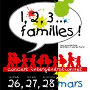 Affiche 123familles