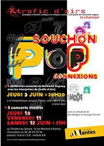 Pop Souchon Connexions