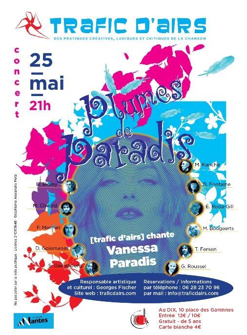 Spectacle 'Plumes de Paradis'
